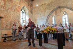 2018_09_15  15_14_41  Chor.02 Reise 2018 _Konzert Kirche Scherzligen _Ansprache Markus Pfenninger
