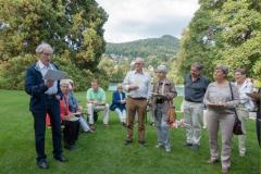 2018_09_15  16_28_05  Chor.02 Reise 2018 _ Kirche Scherzligen _Lesung